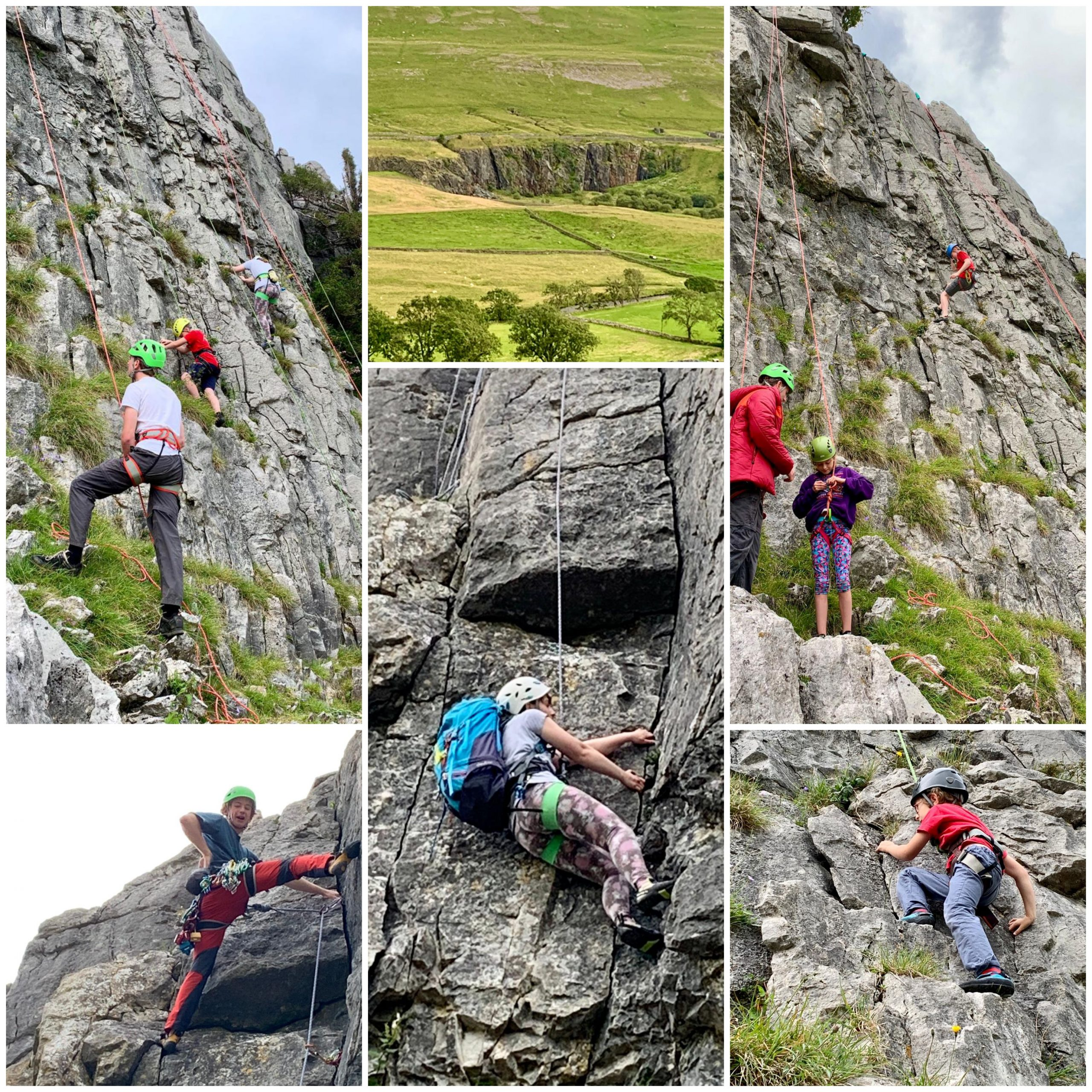 Easter Holiday – Climbing Fun Outside